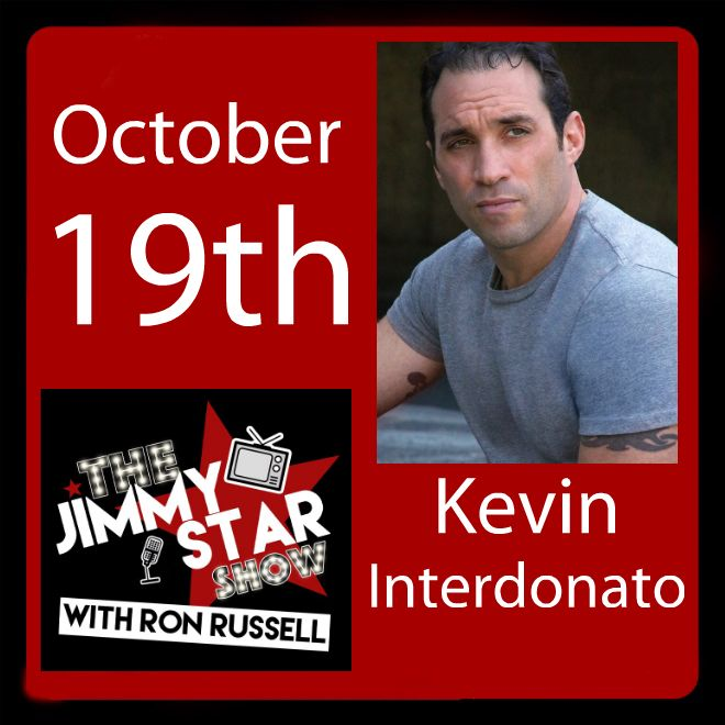 Kevin Interdonato on The Jimmy Star Show With Ron Russell