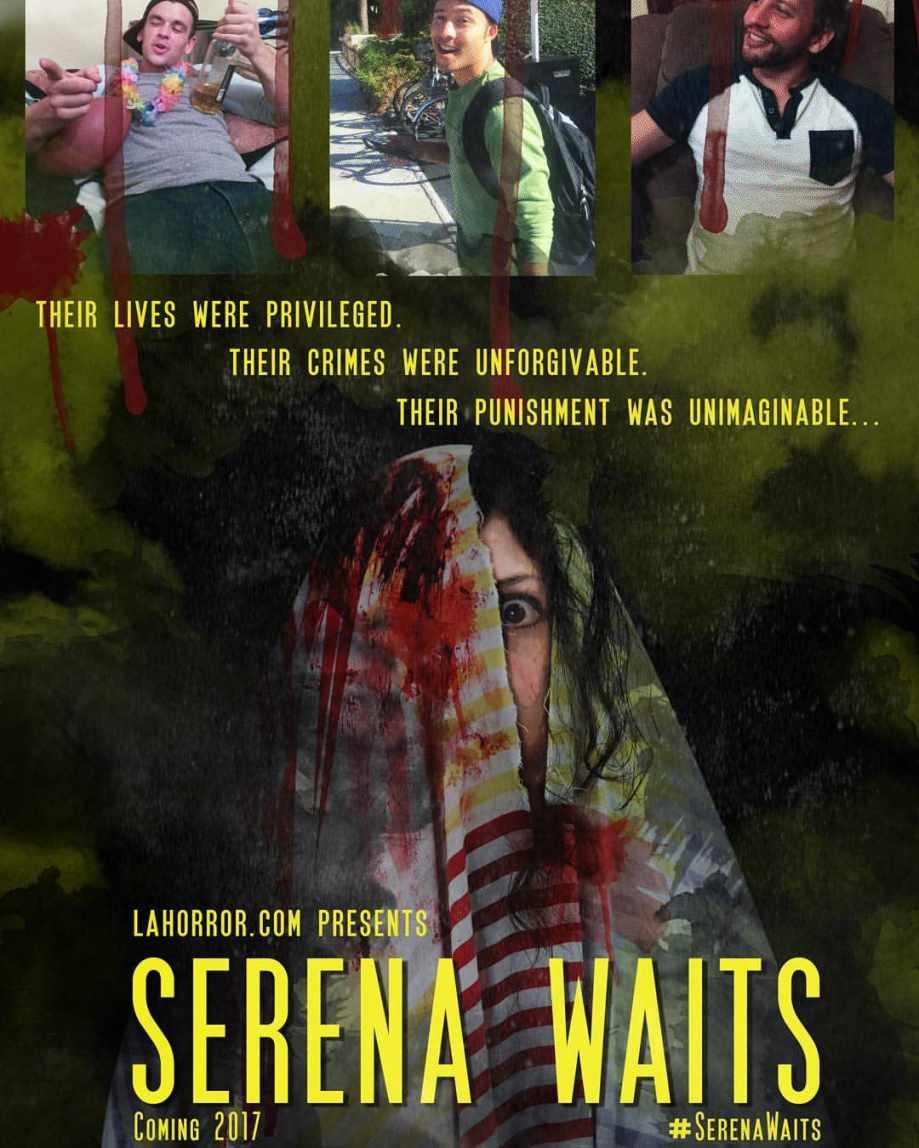 """""""Serena Waits"""" Poster"""