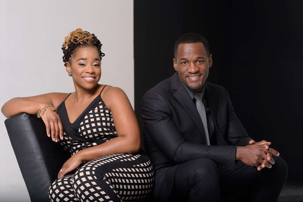 Charisa and Myles Munroe Jr., Founders of The Myles and Ruth Munroe Foundation