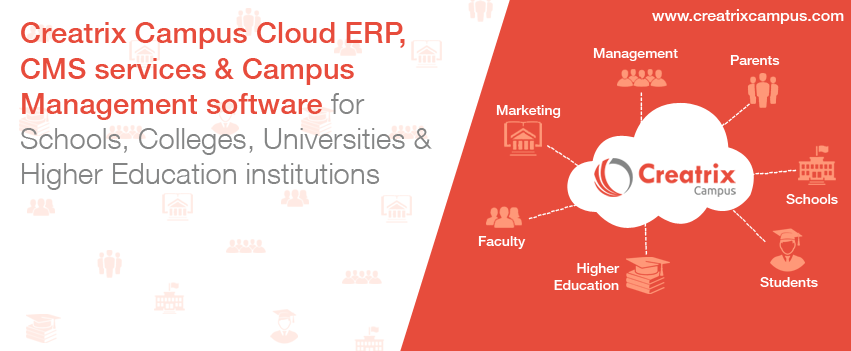 Creatrix Campus Cloud ERP System