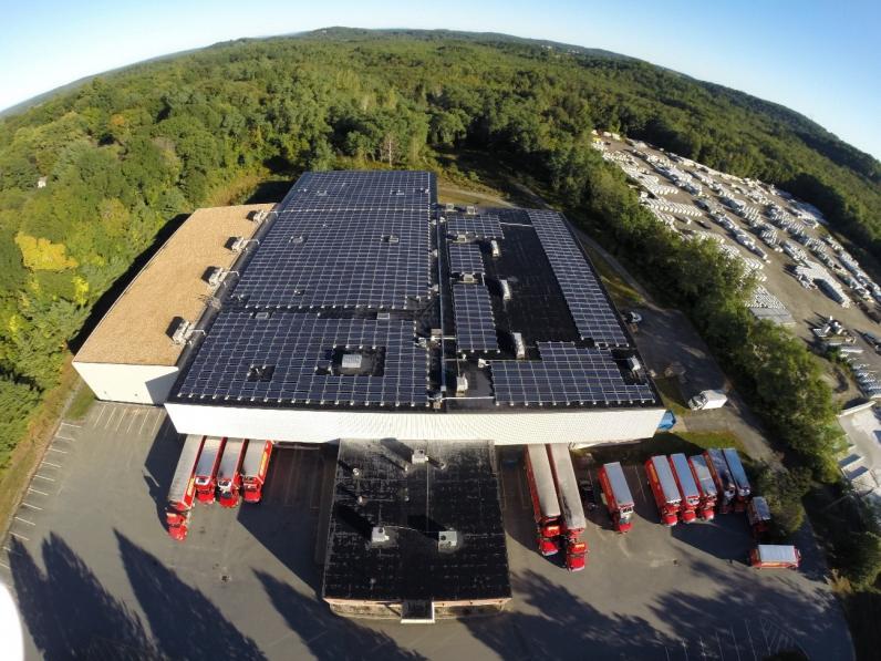 Shaheen Bros. Rooftop Solar