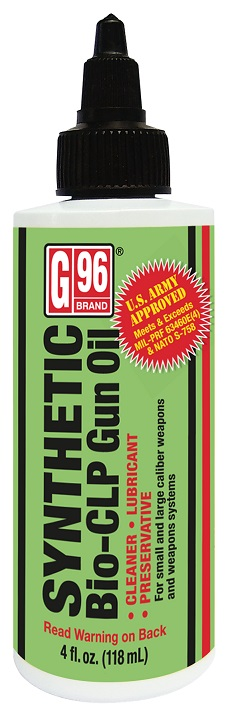 G96 Products' New Bio-CLP is 51 percent bio-based, as rated by the USDA