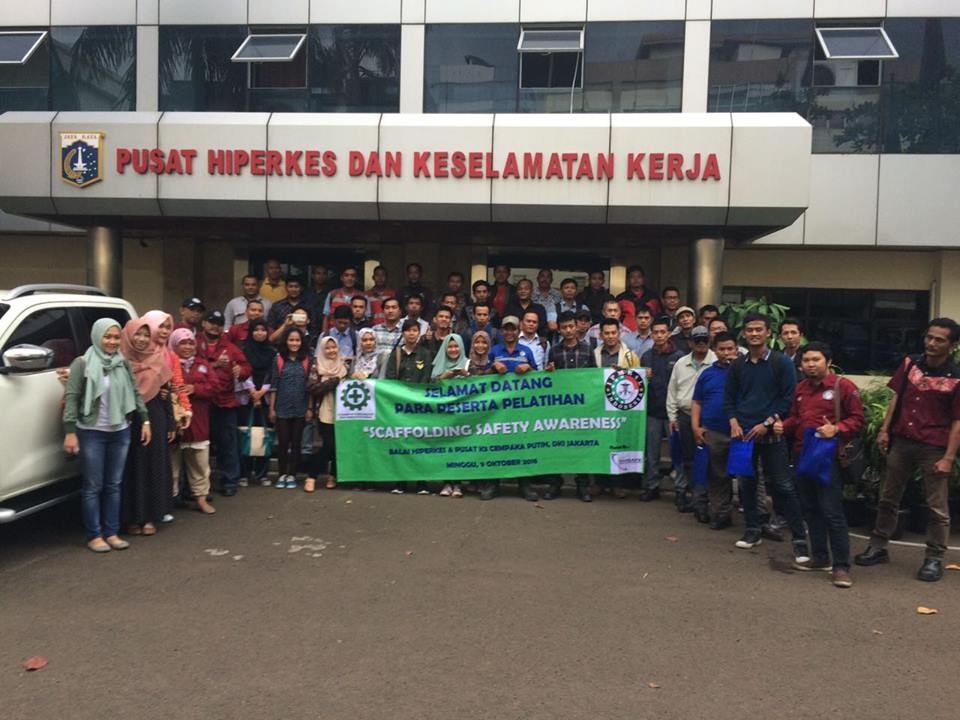 IPMK4L conduct Training at Balai K3 Jakarta with Transafe