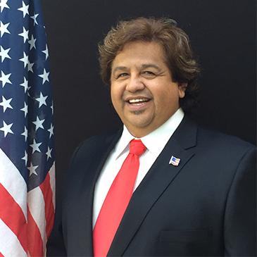 City Council Candidate Alex Garcia