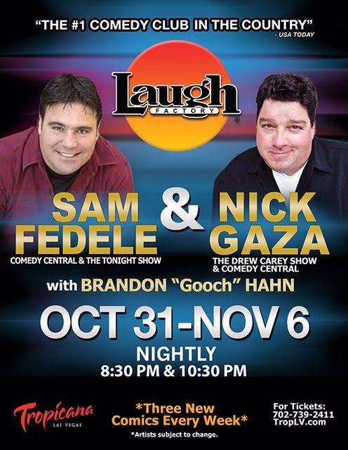 LF.-Sam Fedele & Nick Gaza-Oct 31-Nov 6-8.5 x 11-L
