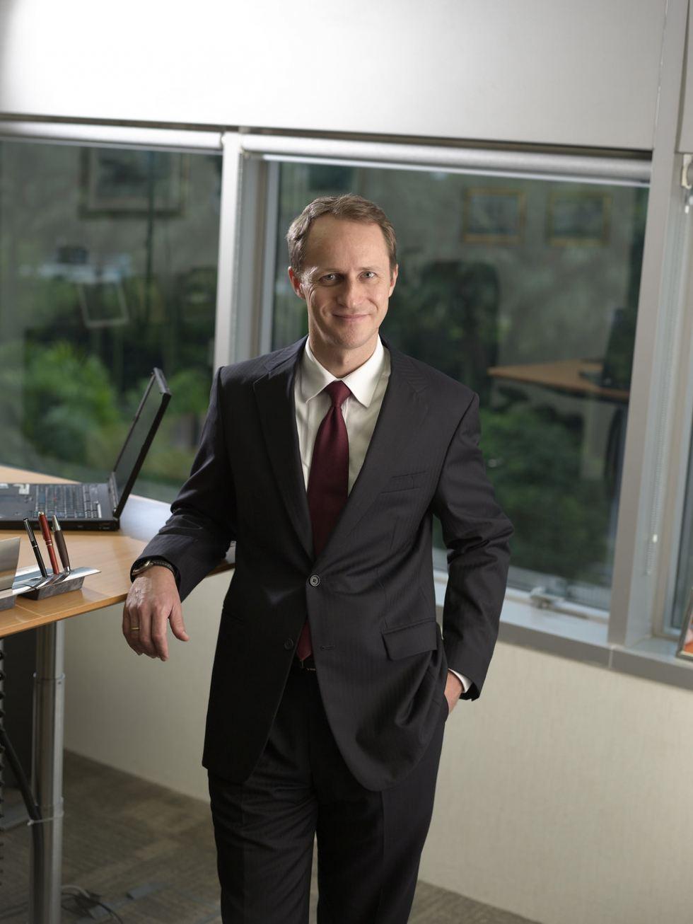 Mr. Heinrich Jessen, Chairman Jebsen & Jessen (SEA)