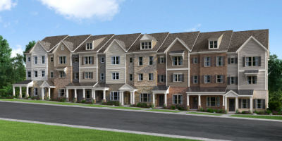 28 and Mill Townhomes Rendering sm