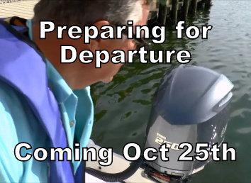 Preparing for Departure