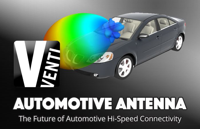 The Venti™ Transparent Automotive Antenna