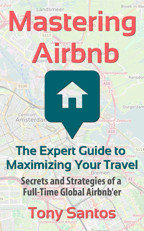 Cover of Mastering Airbnb