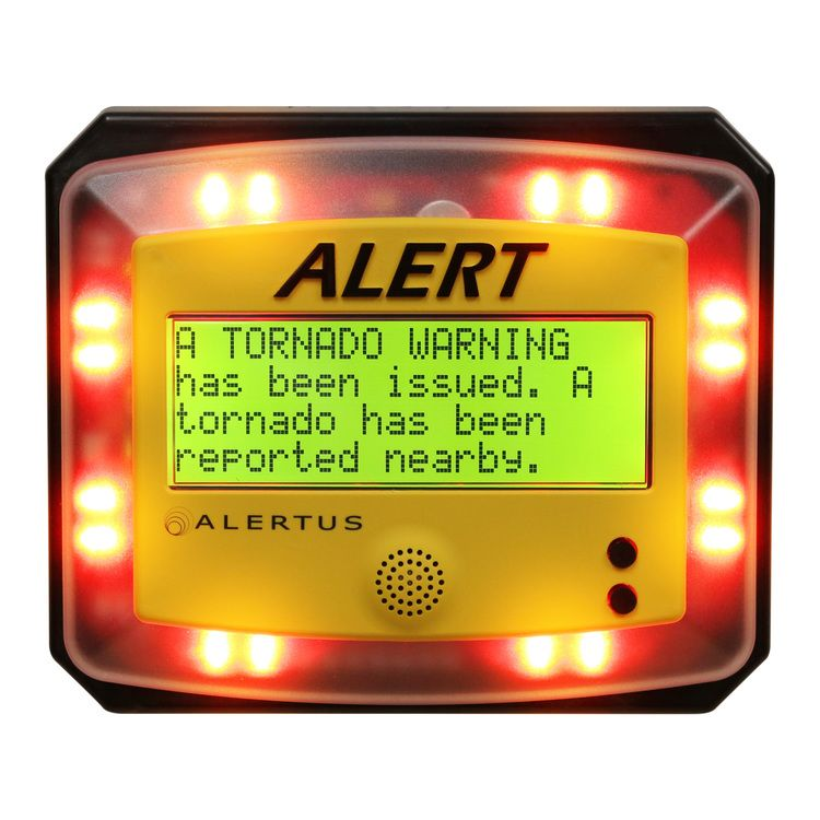 Image result for alertus beacon