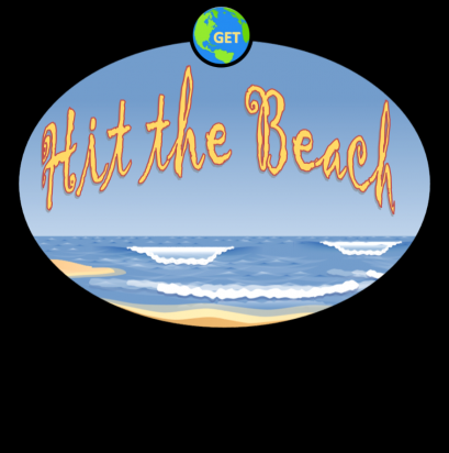 Hit the Beach (Music Format)
