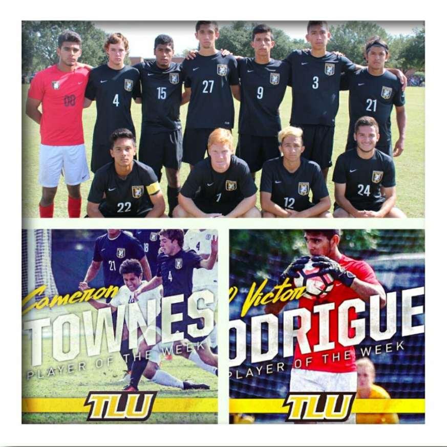 TLU Men's Soccer