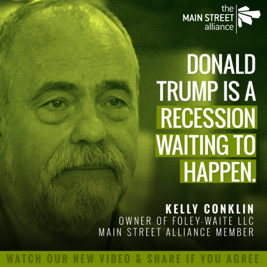 Kelly Conklin- Main Street Alliance Action Fund