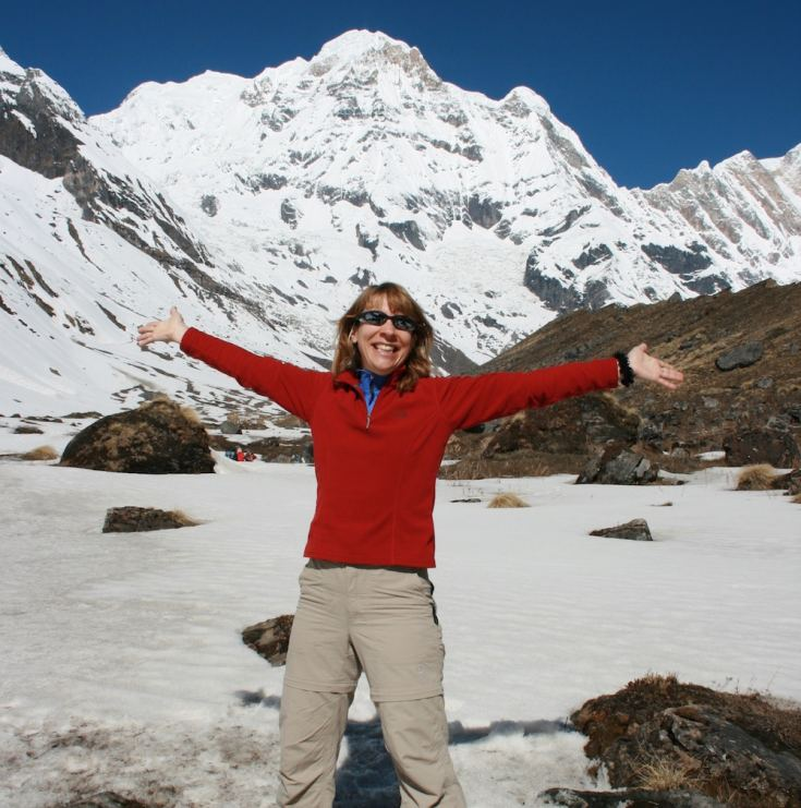 Nepal-On Top of the World