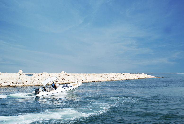 Elite Rigid Inflatable Boat