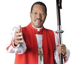Presiding Bishop Charles Blake