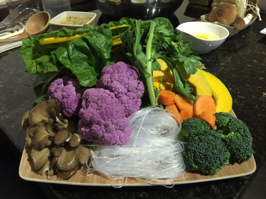 True Seasons Organic Kitchen Menu