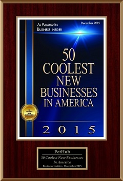 """PetHub named one of """"50 coolest"""" businesses in US - Business Insider"""