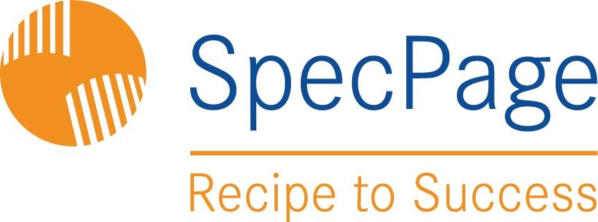 SpecPage - Recipe for Success