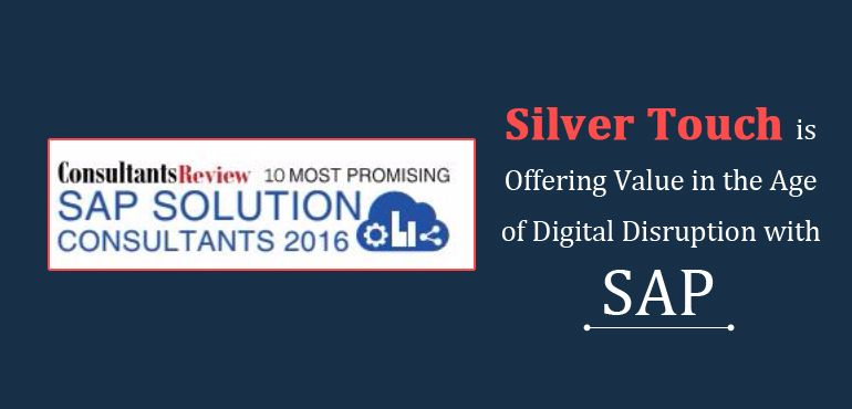 How Silver Touch is Offering Value in the Age of D