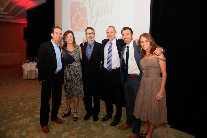 Sullivan Family Celebrating Casa Teresa's 40th Anniversary