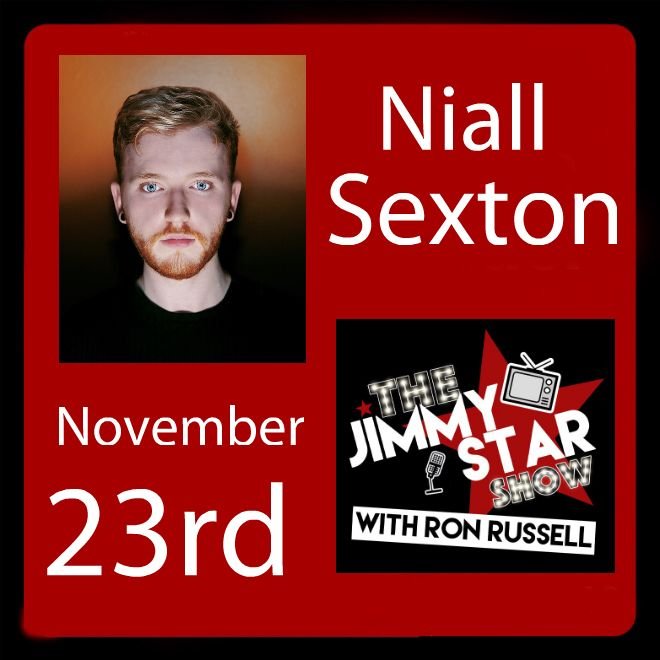 Niall Sexton on The Jimmy Star Show With Ron Russell