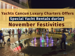 Yacht Rental Playa Del Carmen