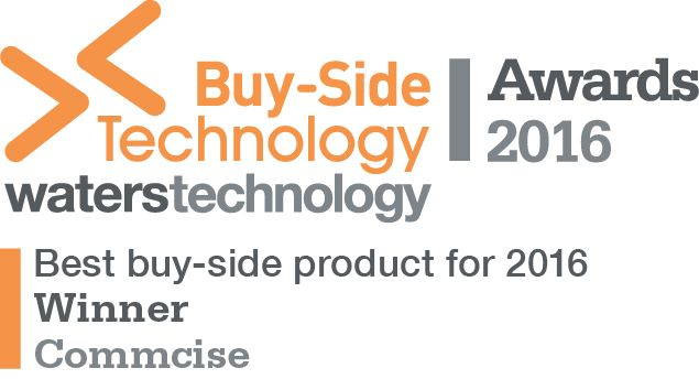 Waters Buy Side Tech Product Winner 2016