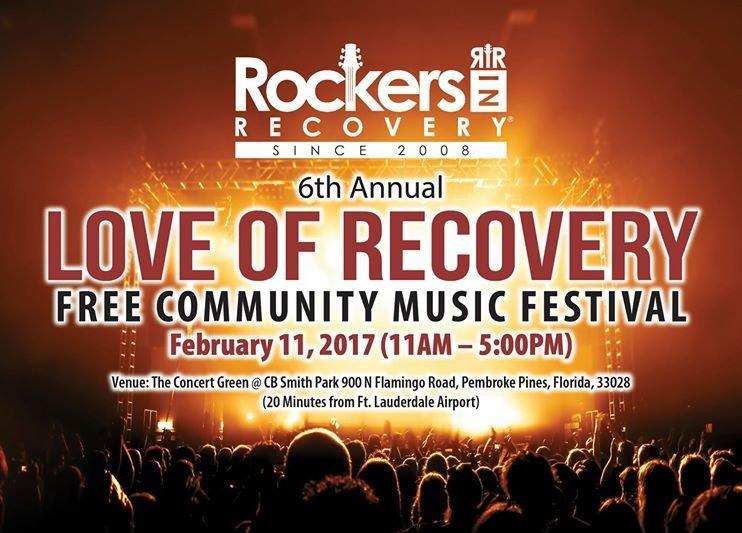 Rockers In Recovery® – Media