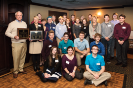 Lowry Solutions celebrates this year's group of Pinckney interns