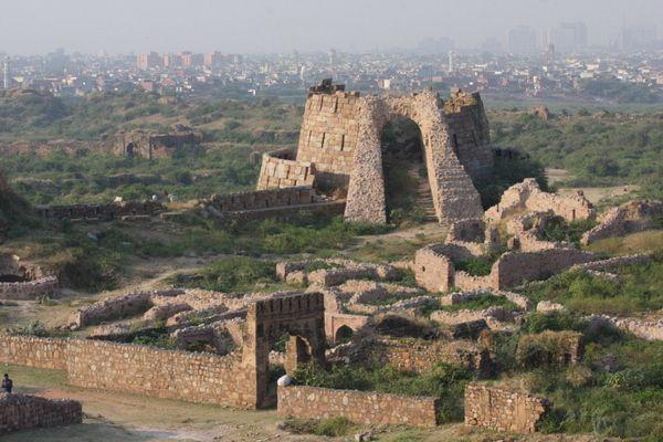 Tughlaqabad-Fort-Photos