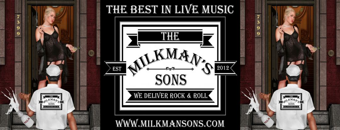 The Milkman's Sons - We Deliver The Best Music!