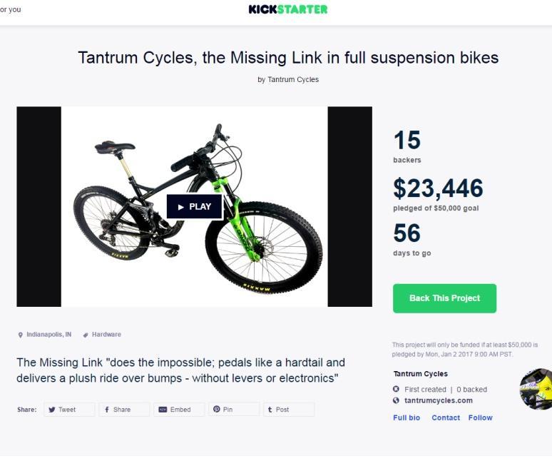 Tantrum Cycles