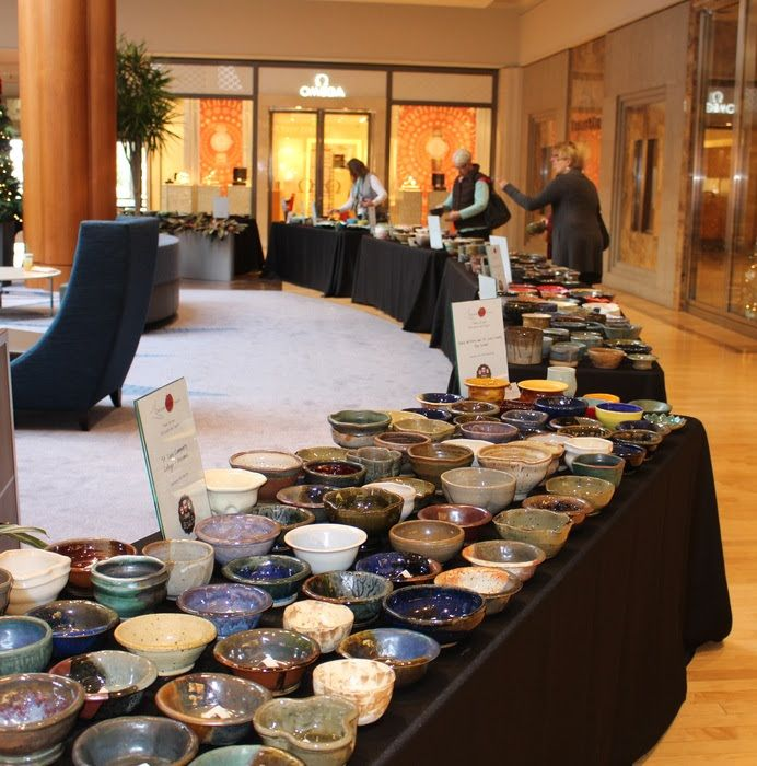 Operation Food Search and its Empty Bowls fundraiser