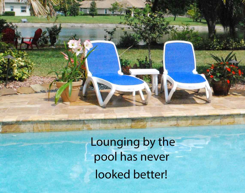Hotel Pool Furniture Miami