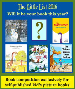 Entrants to The Gittle List Book Competition Can Get Free Promotion