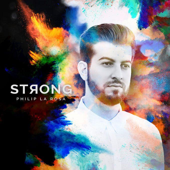 STRONG Album Art