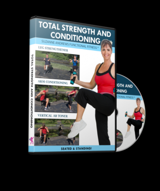 Total Strength and Conditioning DVD at Amazon