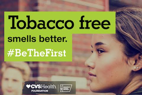 OU was selected to take part in a national tobacco-free campus initiative