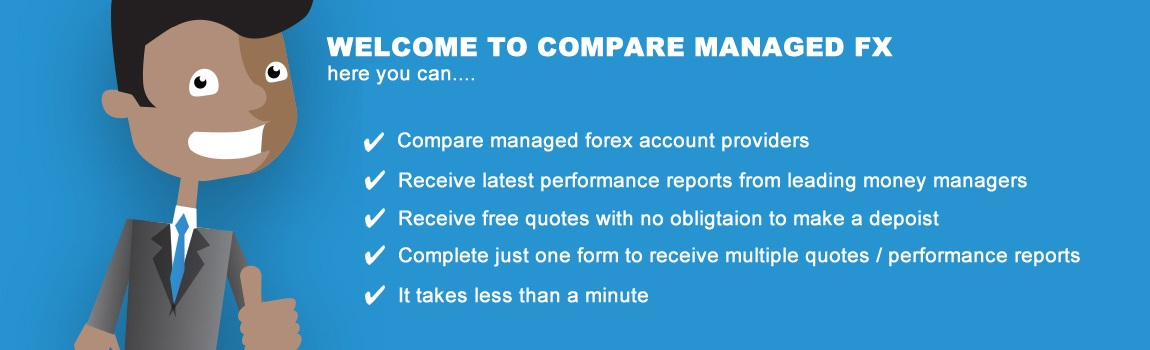 Forex managed accounts in usa