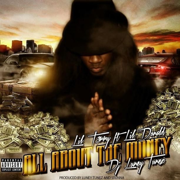 All About the Money - Lil T3rry - Uniscope Distribution