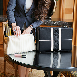 The New Gand Career Tote Women's Leather Laptop Bag by MacCase and Angelina Hart