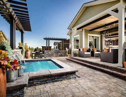Toll Brothers Kechter Farm Is Winner Of Best Landscaping Award Toll Brothers Colorado Prlog