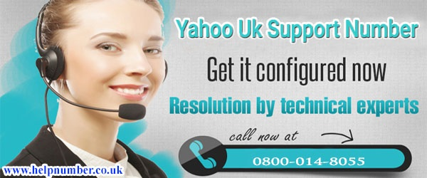 Yahoo UK Phone Number