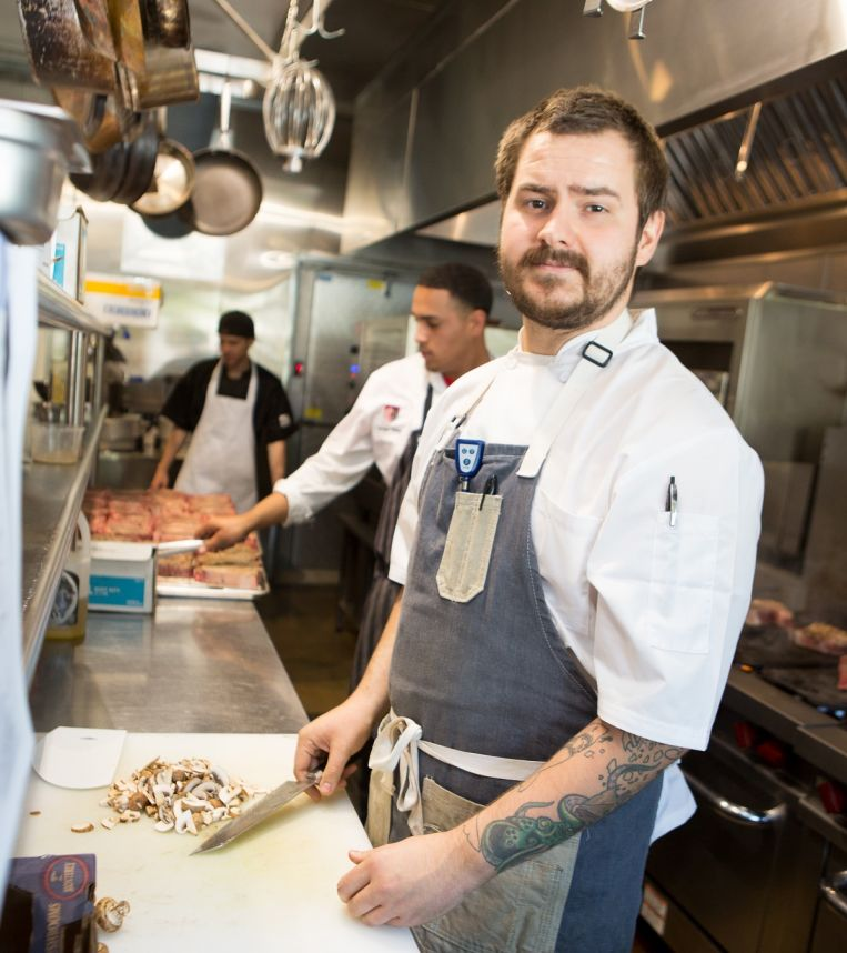 Executive Chef: Michael Musser