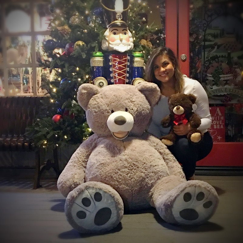 Toys For Tots Bear : Joanna pearl to sing national anthem at ontario reign pro