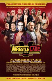 WrestleCade 2016