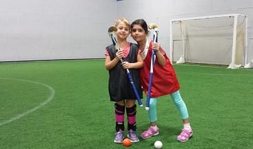 Healthy fun for kids at Blackheath Field Hockey Club