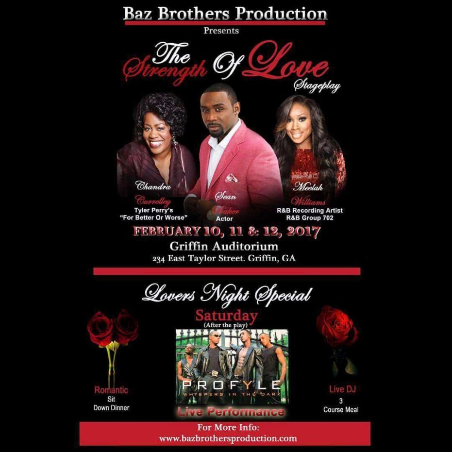 Strength Of Love Stageplay: Lovers Night Special